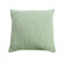 Tweedmill Pure New Wool Herringbone Cushion Vintage 40cm x 40cm