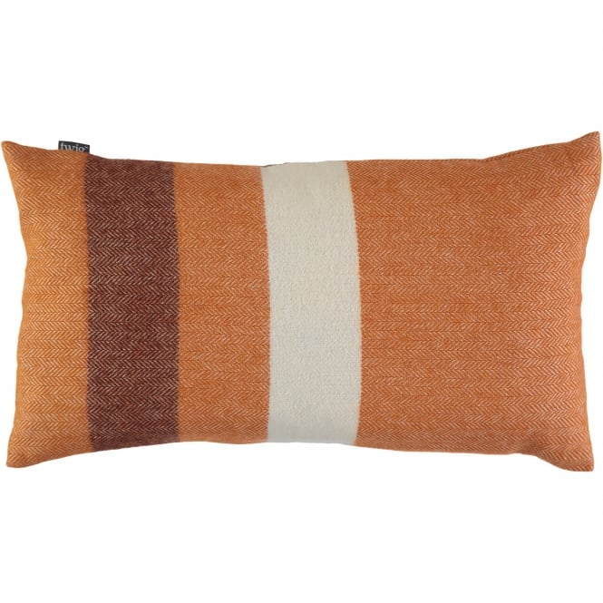 Twig Jessie Ginger Luxury 100% Lambswool Bolster Cushion