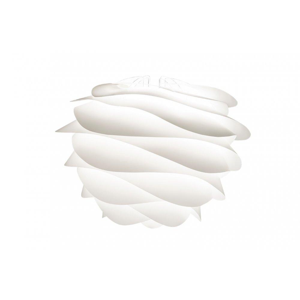 Umage Carmina Lamp Shade | White | Black by Design