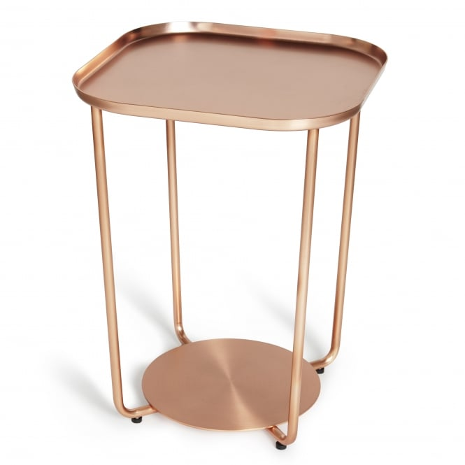 Umbra Annex Side Table - Copper