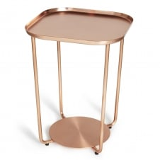 Annex Side Table - Copper