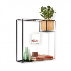 Cubist Floating Display Shelf - Large