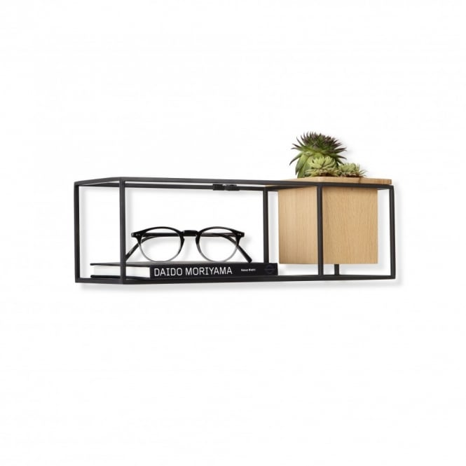 Umbra Cubist Floating Display Shelf - Small