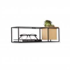 Cubist Floating Display Shelf - Small
