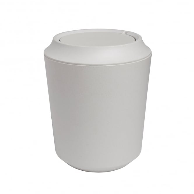 Umbra Fiboo Bathroom Waste Bin - Linen