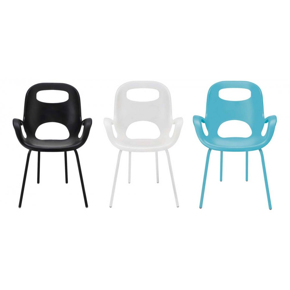 Attirant Oh Chair   Surf Blue