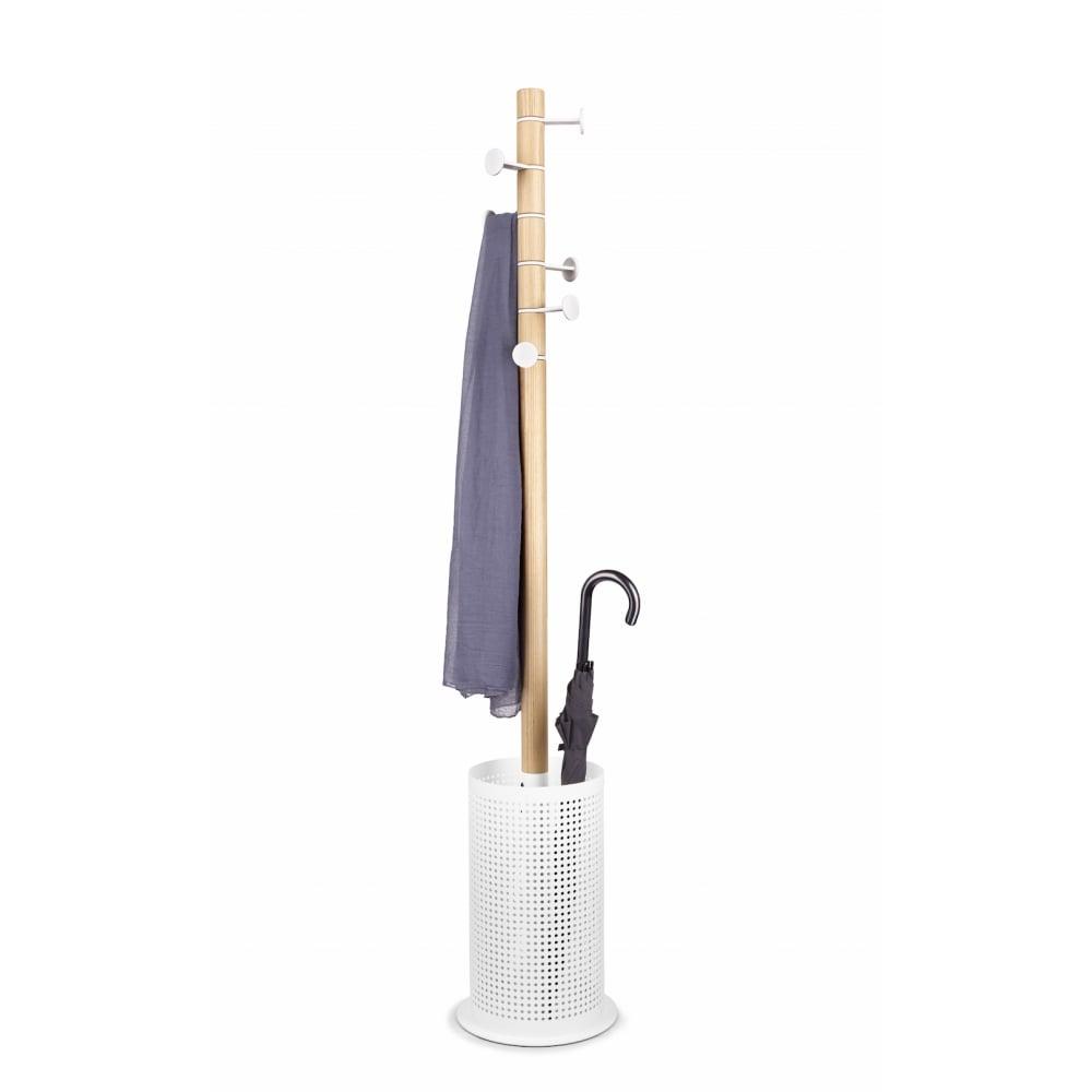 Umbrella Stand Umbra: Umbra Promenade Coat Rack & Umbrella Stand