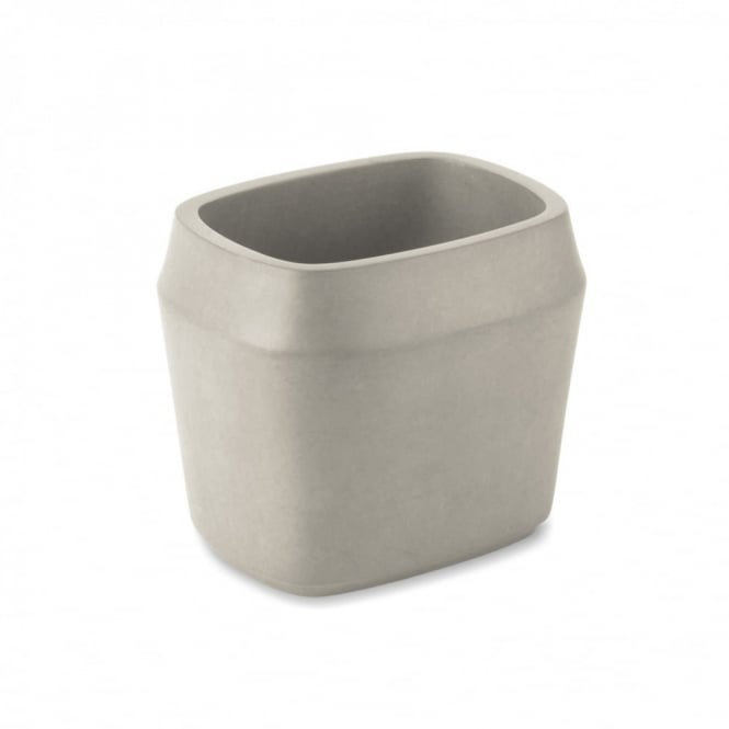 Umbra Roca Toothbrush Holder - Concrete