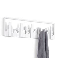Skyline Multi Wall Hook - White