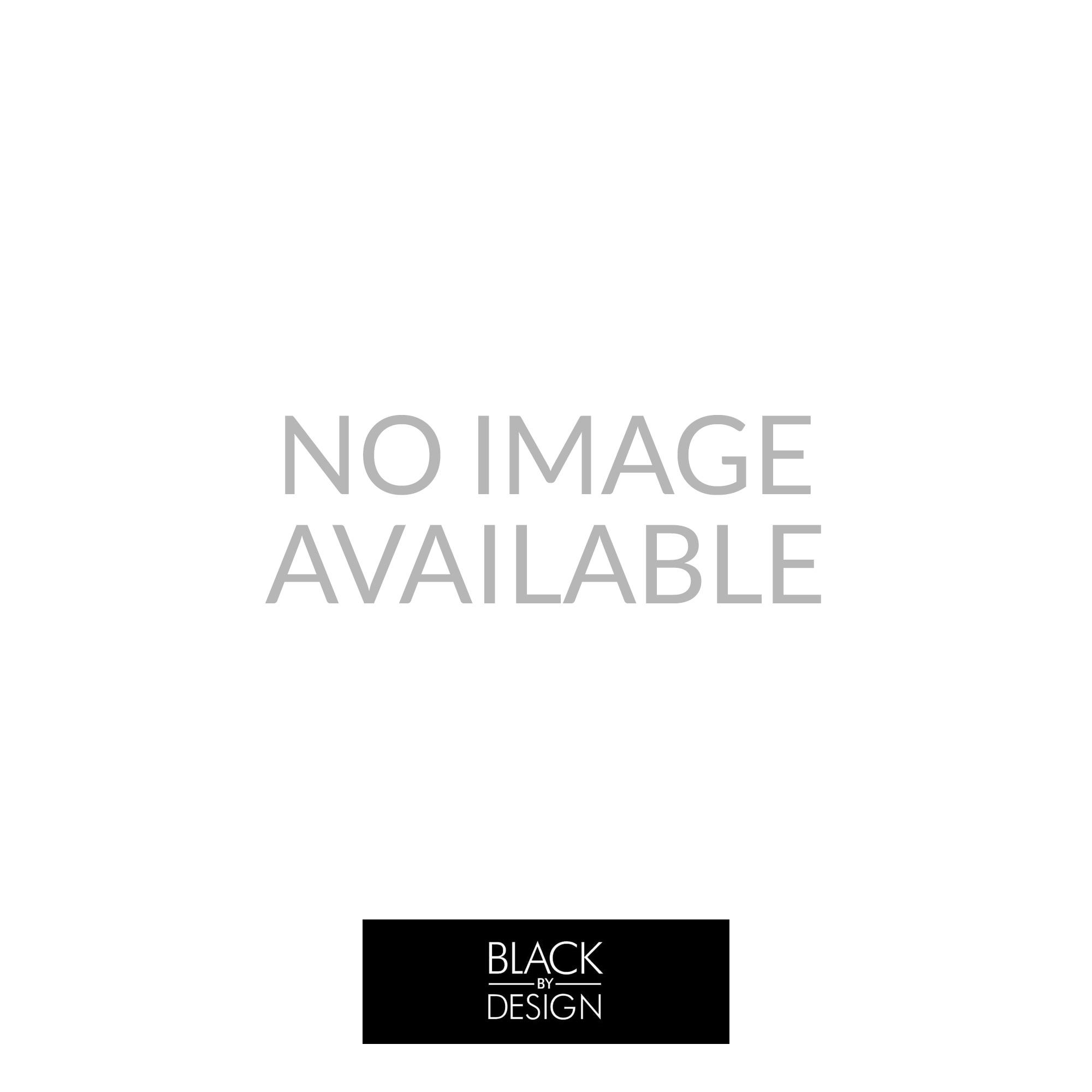 Vita Aluvia Floor Lamp | Pearl Shade/Black Stand | Black by Design