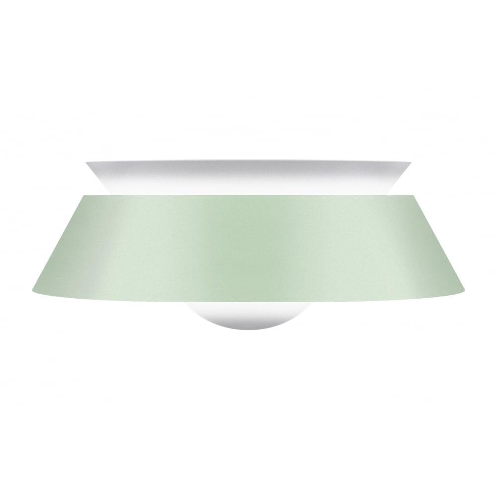 Vita cuna lamp shade mint green black by design cuna pendant shade mint green mozeypictures