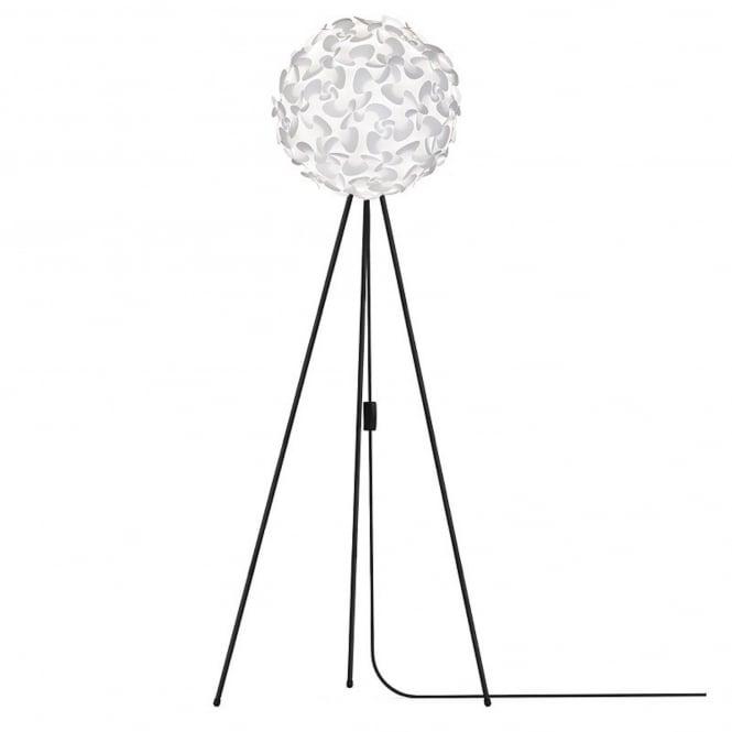 Vita Lora Black/Tripod Floor Lamp