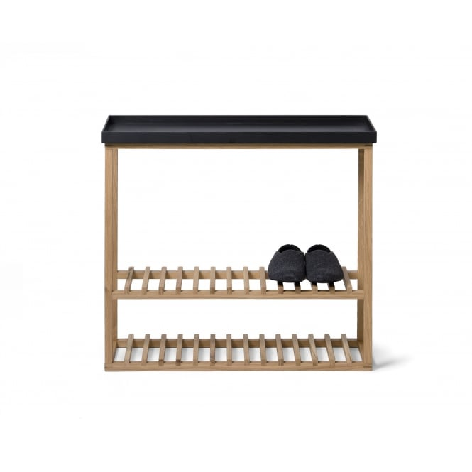 Wireworks Hello Storage Table - Black