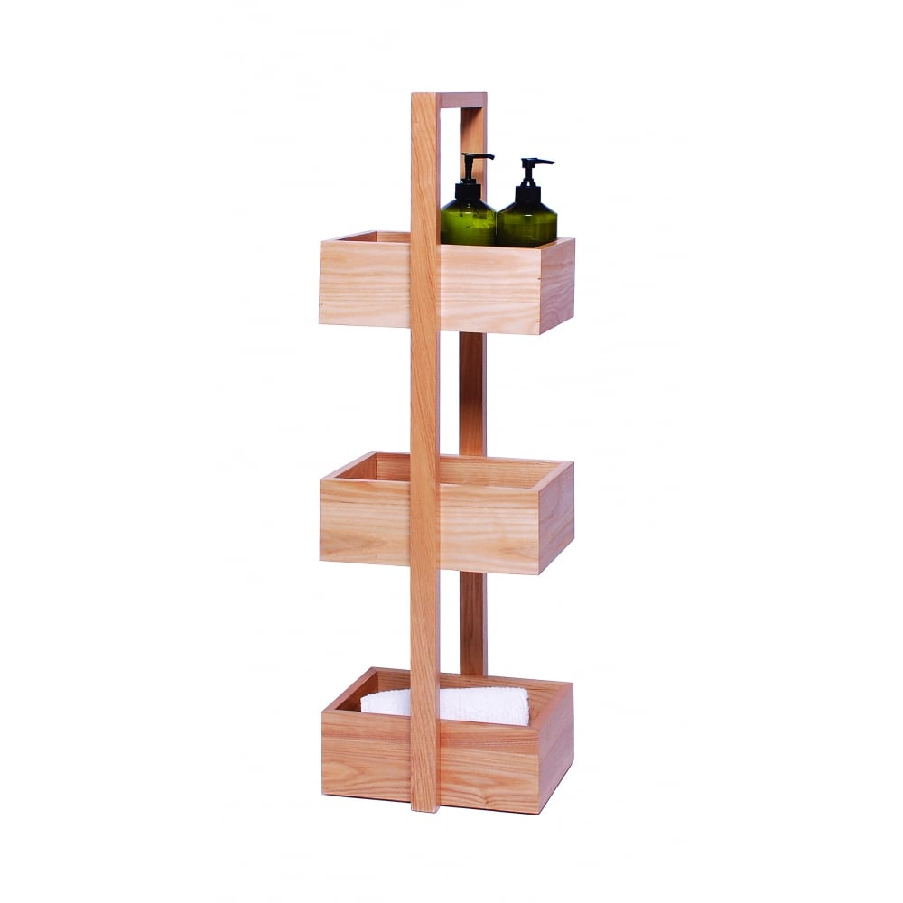 3 Tier Wooden Bathroom Caddy 28 Images Mezza Natural