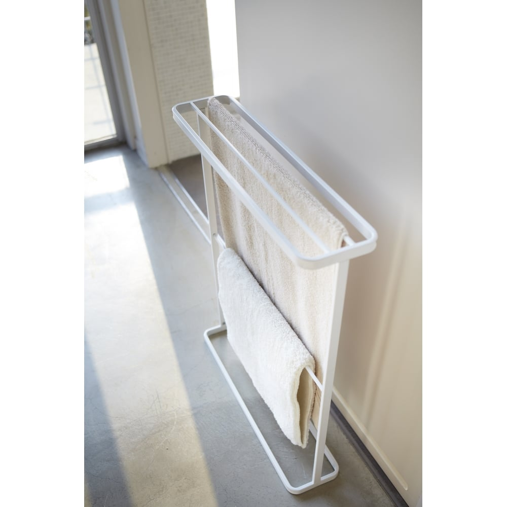 Tower Bath Towel Hanger