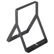 Tower Magazine and Newspaper Holder - Black