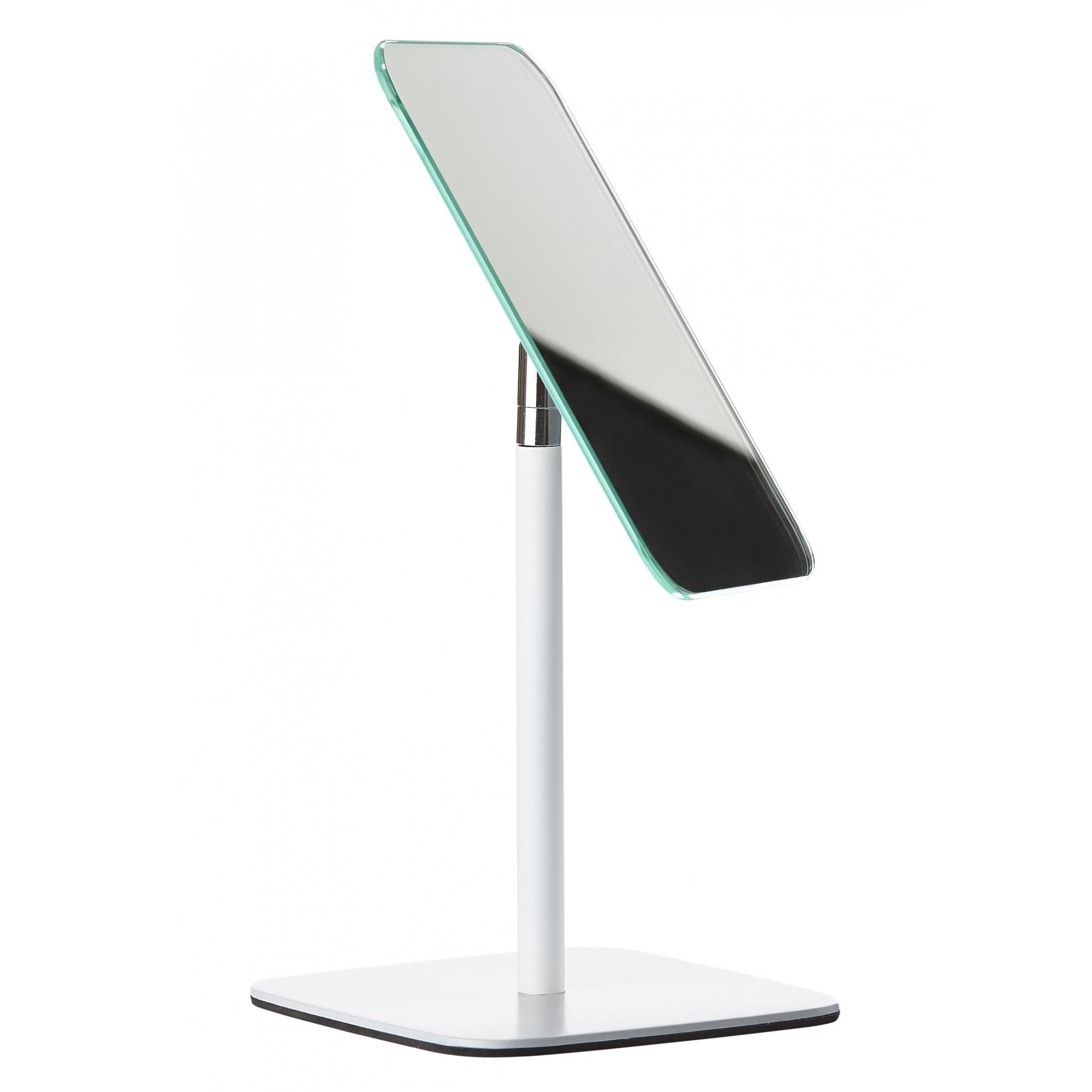 Zone Denmark Bathroom Dressing Table Mirror White Black By Design