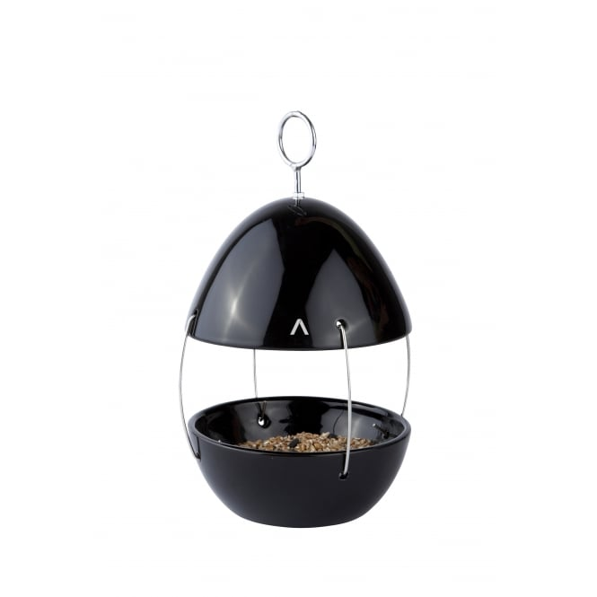 Zone Denmark Stockholm Bird Feeder - Black
